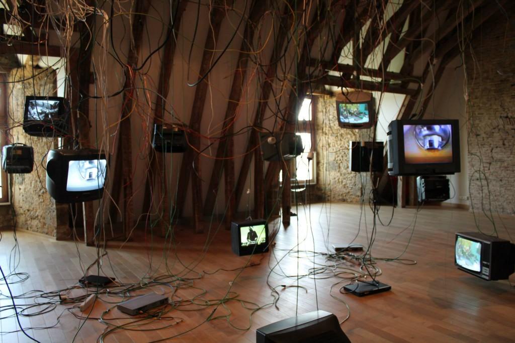 Une oeuvre qui peut aussi illustrer l'incompréhension du numérique qui règne parfois dans le milieu culturel...
