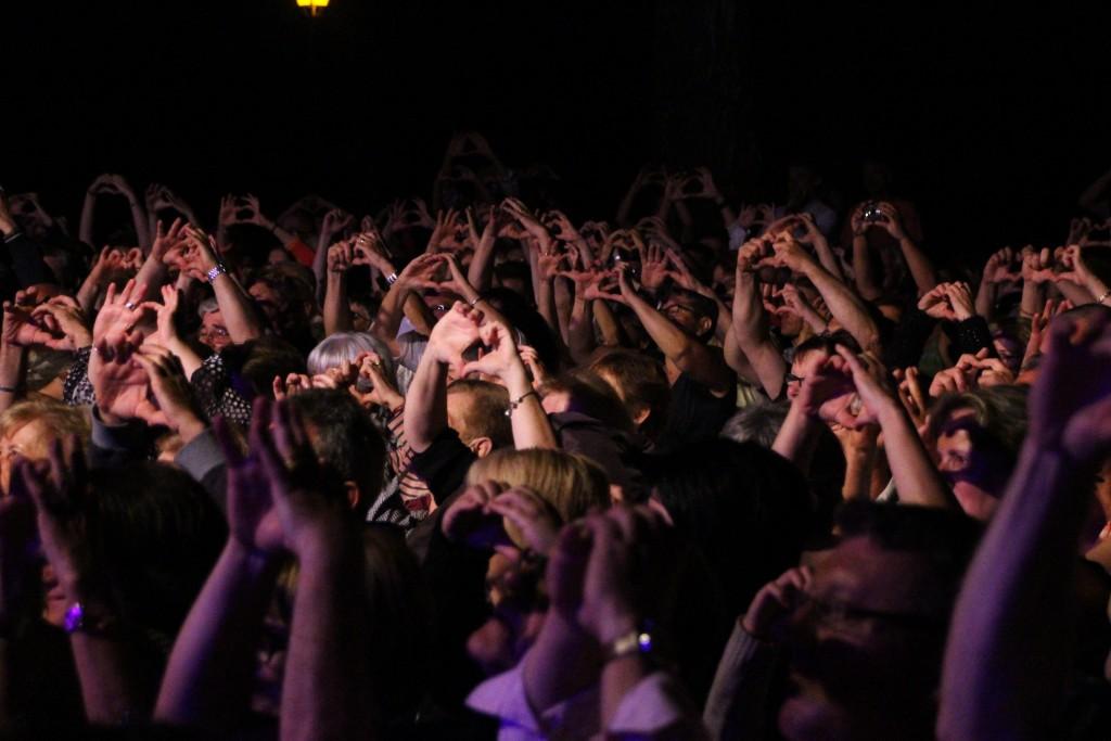 Au Labyrinthe de la Voix, les spectateurs ressortent toujours ravis