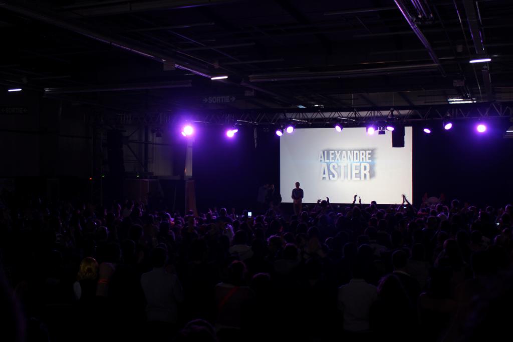 La 2nde conférence d'Alexandre Astier